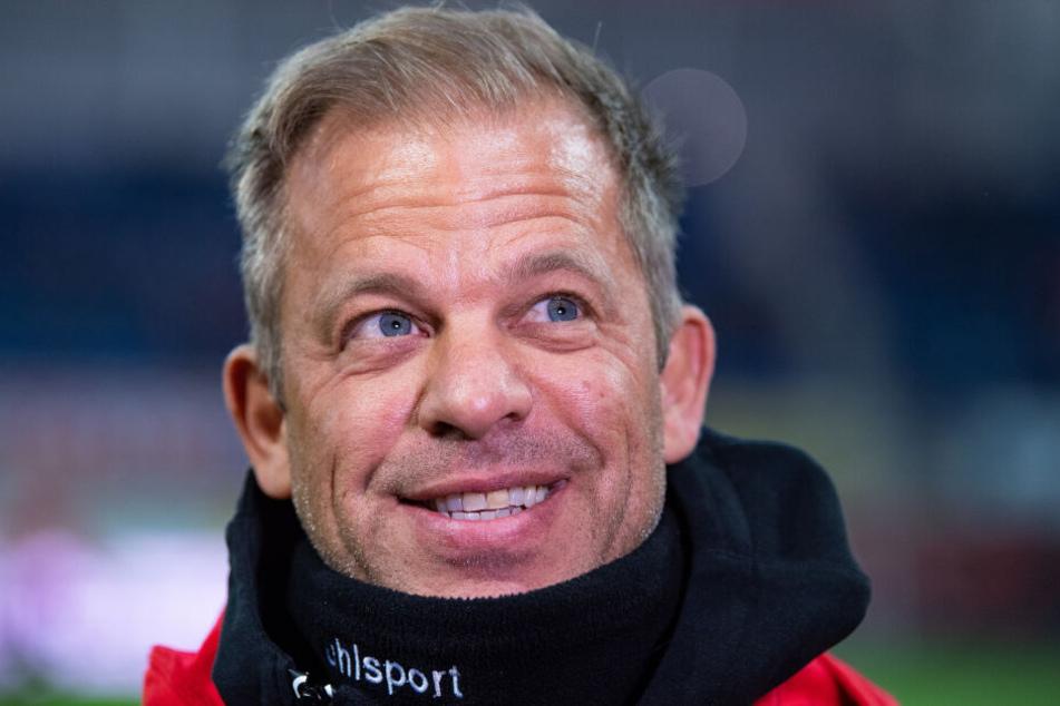 """Coach Markus Anfang (45) ist """"offen für neue spannende Herausforderungen""""."""
