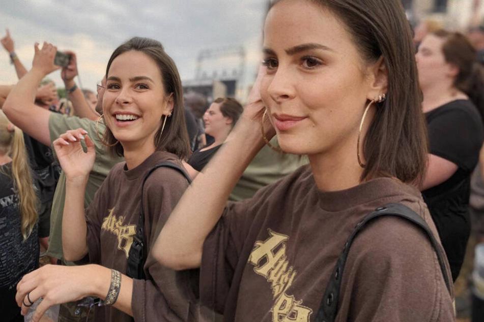 Lena Meyer-Landrut rockt auf Wacken, doch ein Detail lässt Fans aufhorchen