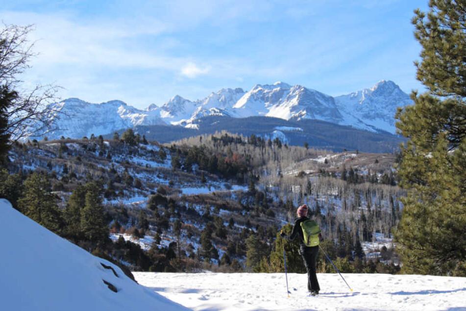 Zu den beliebtesten Urlaubszielen im Winter gehören: Österreich, Schweiz und Italien.