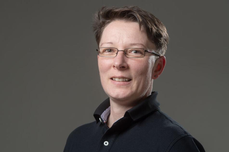 Fordert eine Prüfung des Verkehrs: SPD-Stadträtin Jacqueline Drechsler (43).