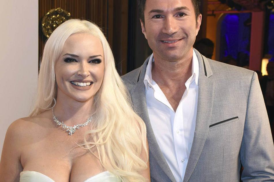 Daniela Katzenberger und ihr Mann, der Sänger Lucas Cordalis.