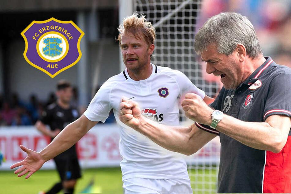 DFB-Pokal: Aue muss weite Reise zu Bundesligist auf sich nehmen