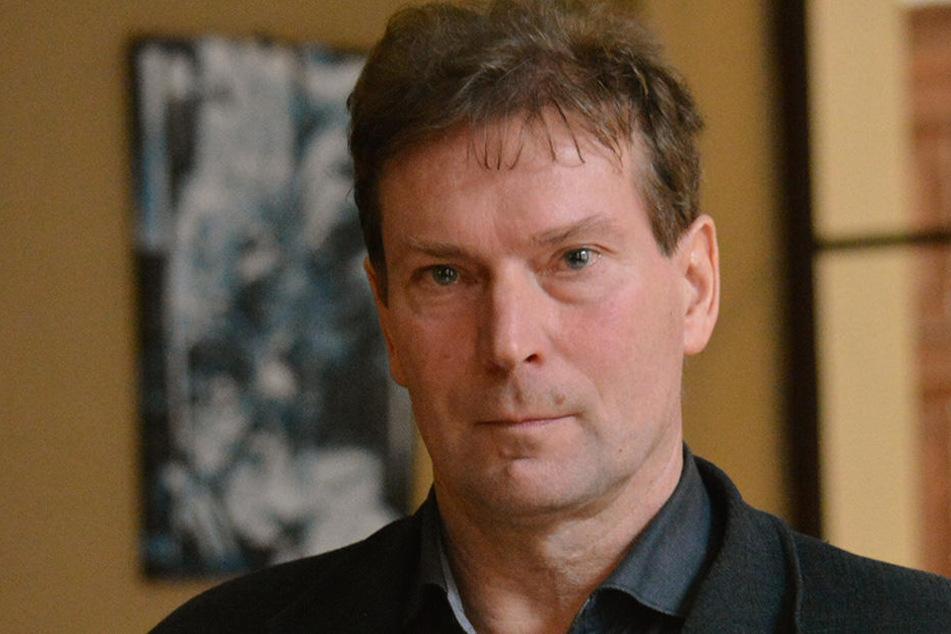 Steffen Schulze vom LKA Dresden konnte die DNA des Täters mit neuen Methoden isolieren.