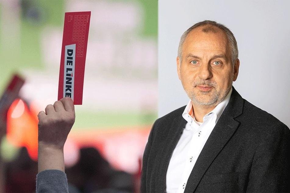 """Linker Parteichef schwärmt vom """"Gallischen Leipzig"""""""