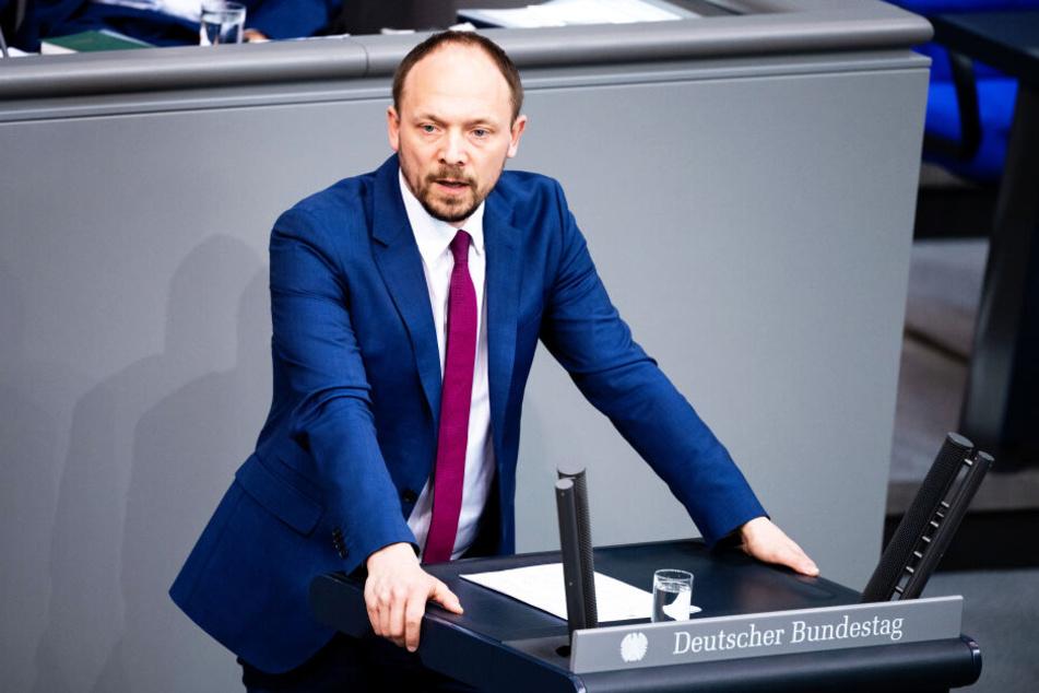 Marco Wanderwitz (44, CDU) ist auch Bundestagsabgeordneter fürs Chemnitzer Umland.