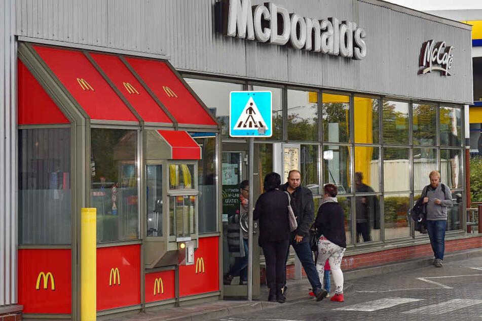 Auch McDo setzt auf Beyond Meat und möchte vegane Kundschaft anlocken.