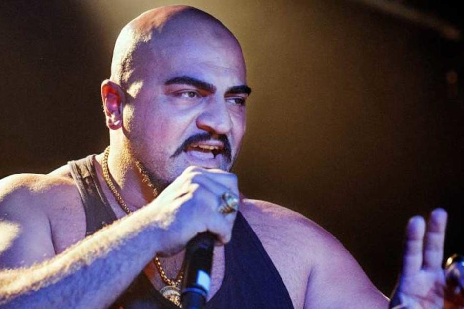 Rapper 'Xatar' (34) war schon oft in den Schlagzeilen. 2010 überfiel er einen Goldtransporter und floh mit 1,8 Mio Euro.