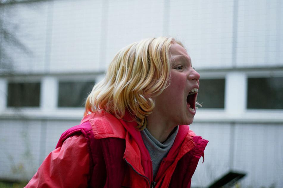 Benni (Helena Zengel) rastet immer wieder heftig aus.