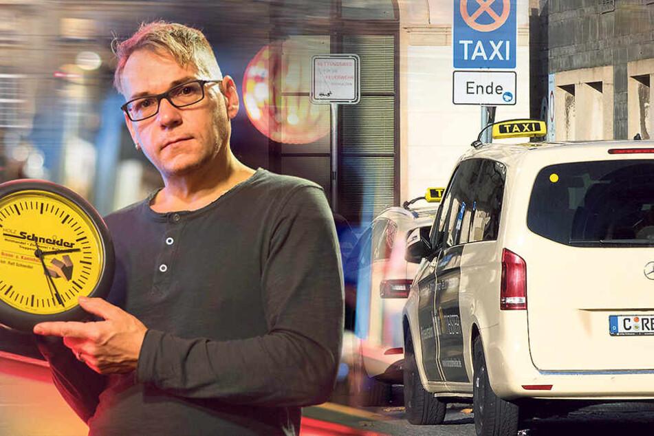 Chemnitz: Jeder gefahrene Kilometer zehn Cent teurer: Taxipreise sollen steigen