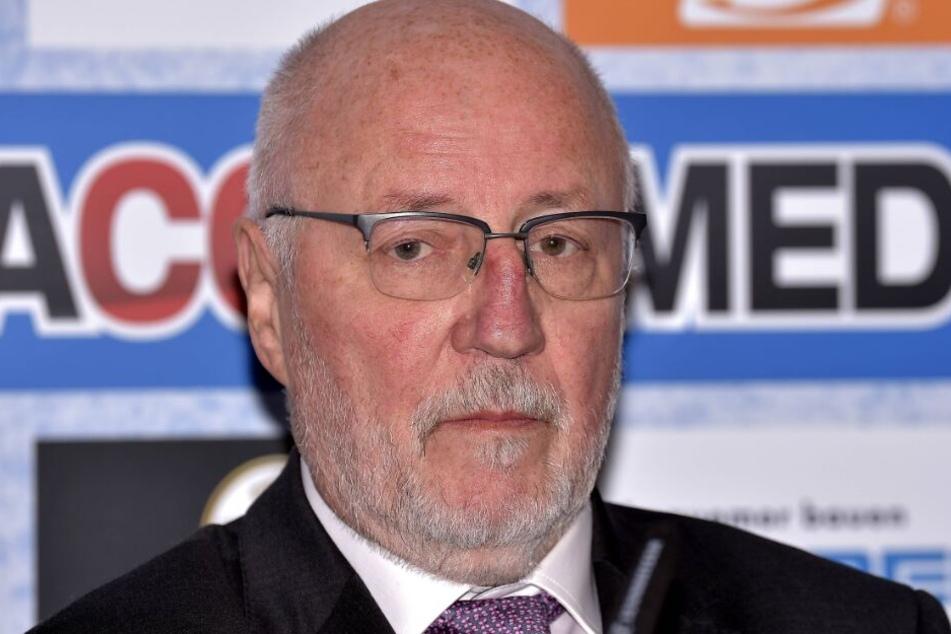 Elmar Volkmann ist seit dem Rücktritt von Wilfried Finke Präsident des SC Paderborn.