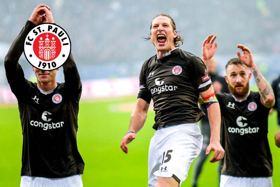 """FC St. Pauli feiert Stadt-Meisterschaft: """"Viel geiler geht es nicht!"""""""