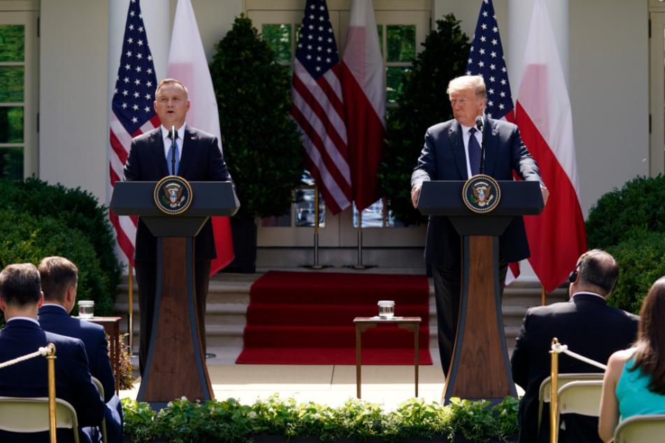 Donald Trump will mit aus Deutschland abgezogenem US-Soldaten Polen verstärken