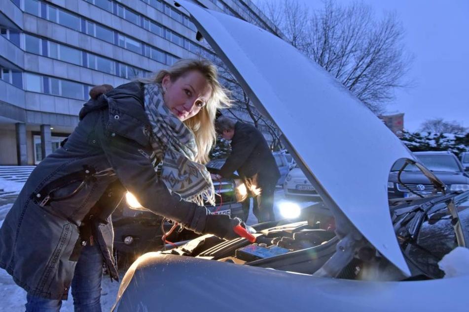 Minus 20 Grad! Chemnitz wird Deutschlands Kältepol