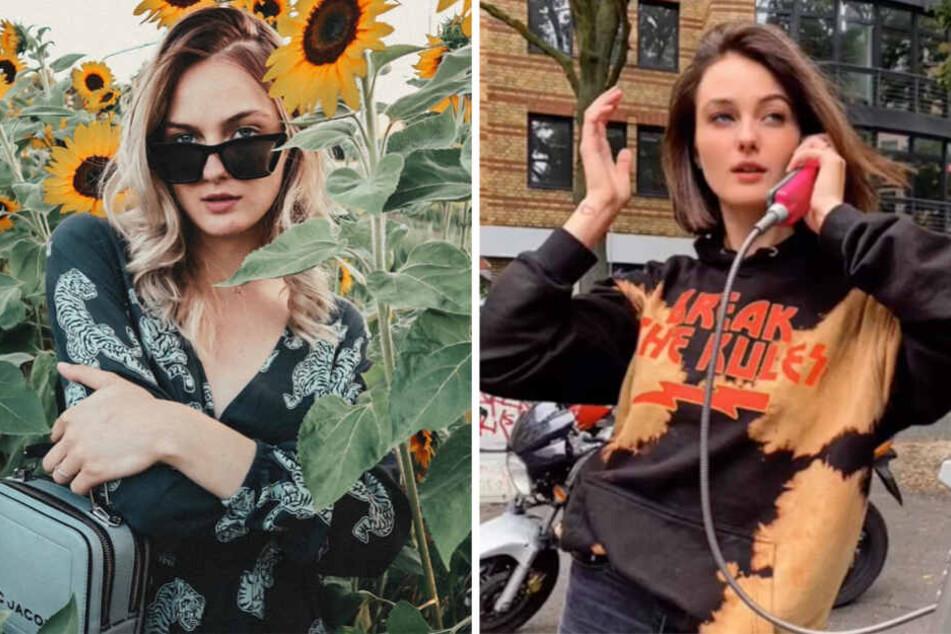 Von blond nach braun: Vanessa Stanat zeigte sich am Samstag auf Instagram mit neuer Haarfarbe.