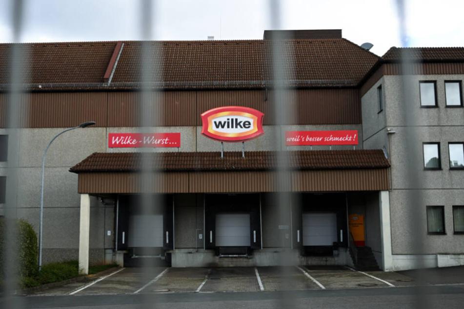 In mehreren Fällen wurden in Wilke-Wurst Listerien-Keime nachgewiesen.