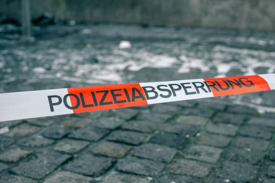 Der 70-Jährige wurde auf offener Straße erstochen. (Symbolbild)