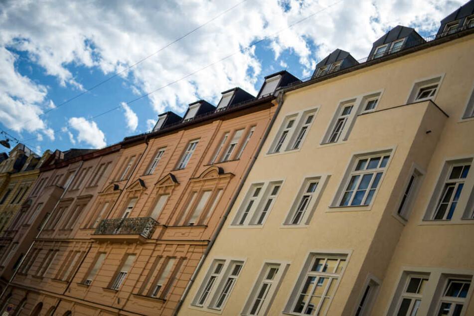 Wohnung in München werden immer teurer. (Archivbild)