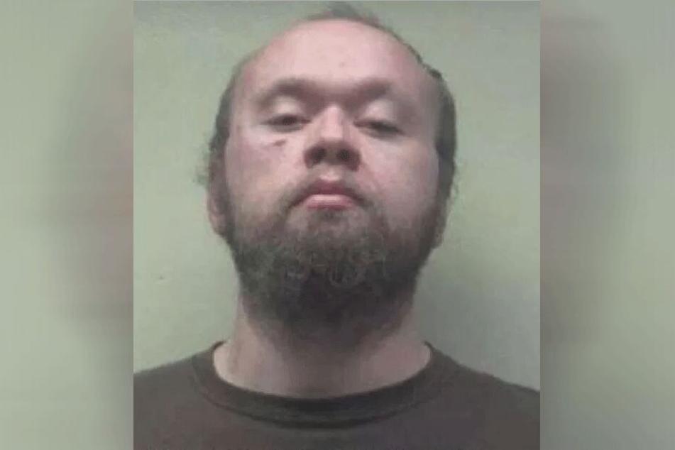 Michael T. (32) auf dem Polizeifoto.