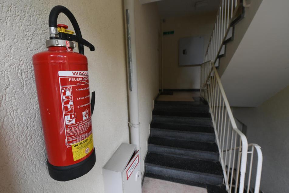 Ausreichender Brandschutz an Dresdner Schulen? Von wegen!