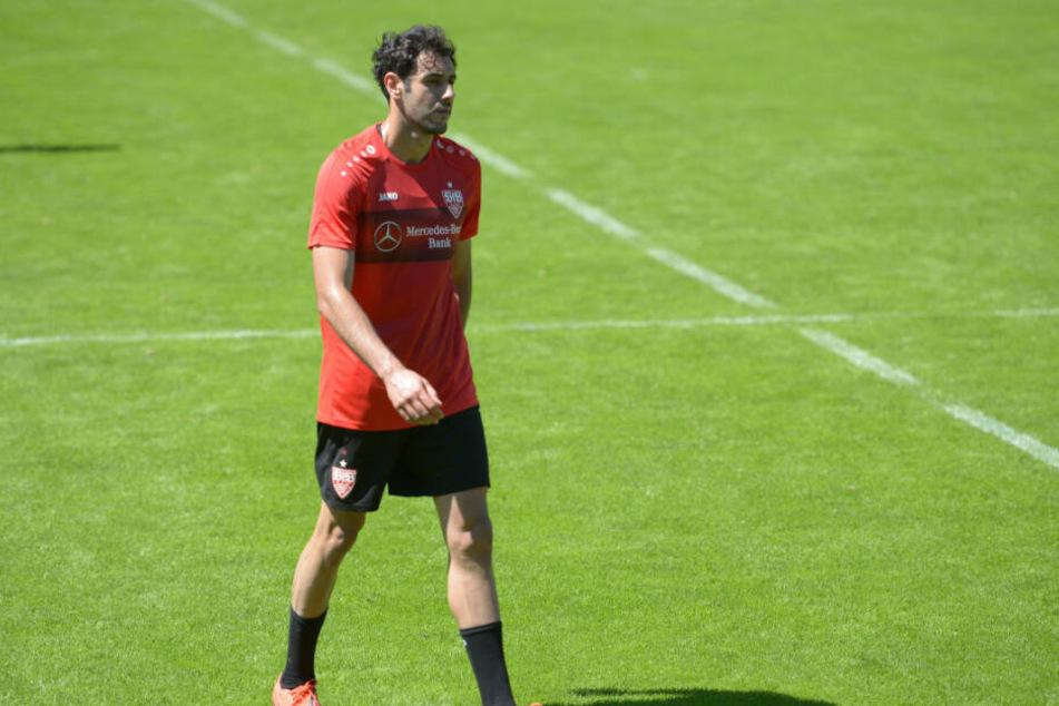 VfB-Stürmer Hamadi Al Ghaddioui startete stark in die Saison, konnte zuletzt jedoch nicht mehr ganz überzeugen.
