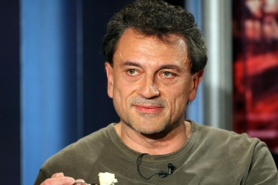 """Seit 1990 stand Olaf Böhme """"betrunken"""" auf den Bühnen Sachens."""