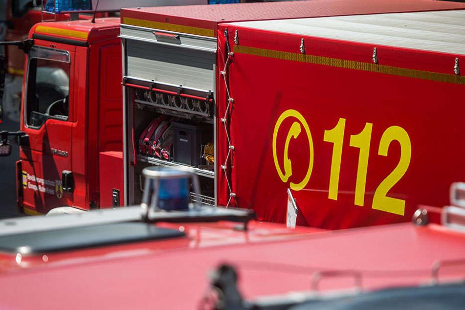 """Die Rufnummer der Feuerwehr """"112"""" rettet Leben. Mit dem Geld kann die Feuerwehr in bessere Ausrüstung investieren. (Symbolbild)"""