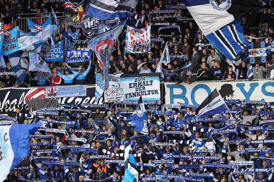 Viele Fans wird es freuen, dass der DSC den Saison-Auftakt im eigenen Stadion feiern kann.