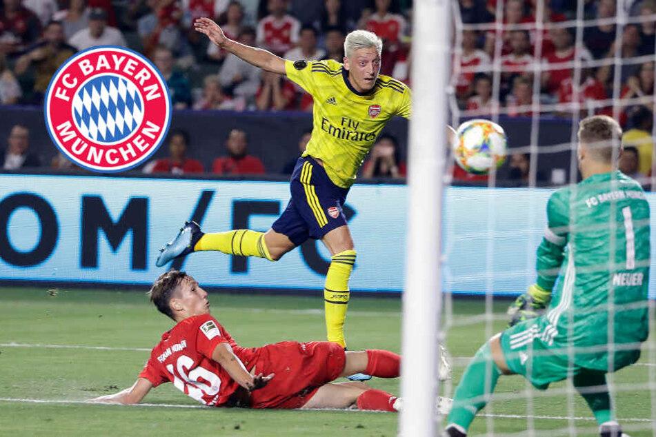 FC Bayern erlebt Dämpfer in erstem Testspiel gegen FC Arsenal