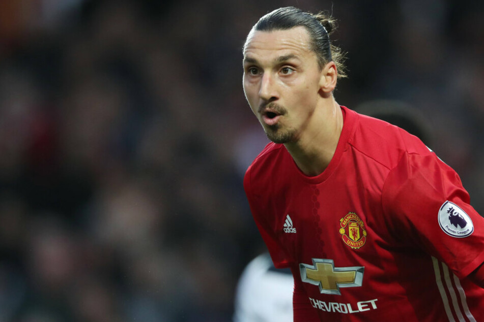 "Ein echter Kerl: ""Manchester United""-Star Zlatan Ibrahimovic."