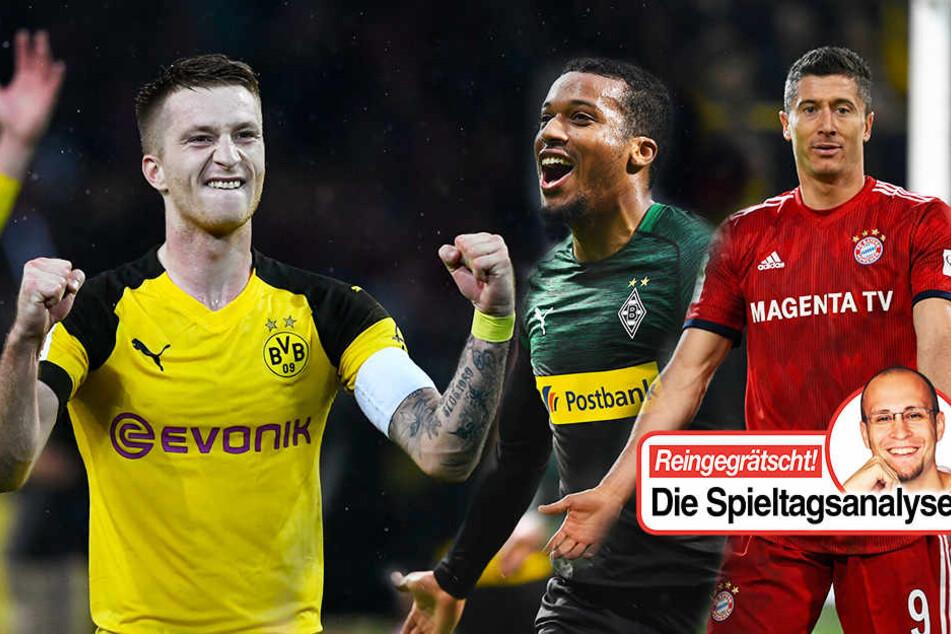 BVB nach Sieg gegen Bayern schon uneinholbar?