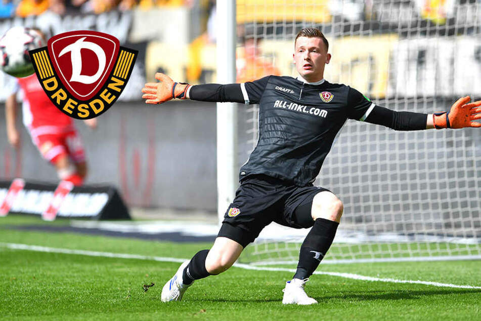 Dynamo-Keeper Schubert: Gerüchte um seine Zukunft immer verrückter