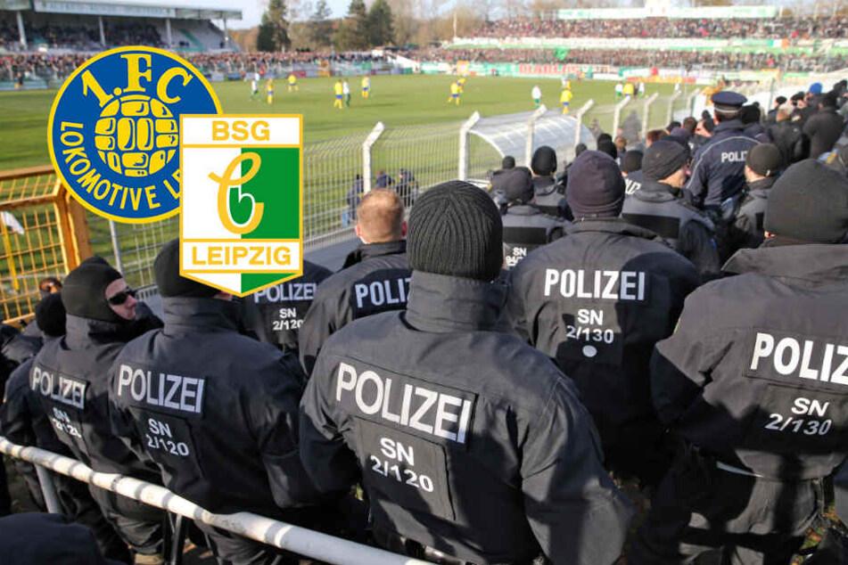 Verhandlungen gescheitert: Lok Leipzig will das Derby gegen Chemie boykottieren