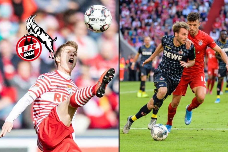 Deadline Day: Bader verlässt den 1. FC Köln, Koziello wird verliehen