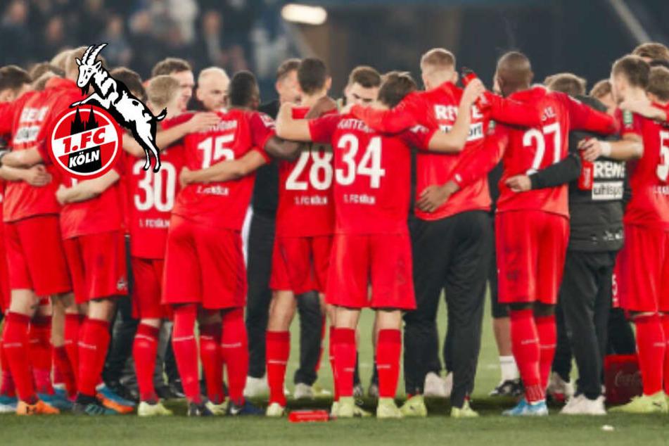 Klare Botschaft: 1. FC Köln trauert mit Angehörigen von Terror-Opfern in Halle