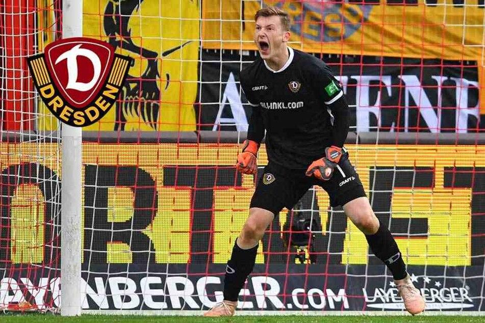 Verträge von 12 Dynamos laufen aus! Was wird aus Torhüter Schubert?