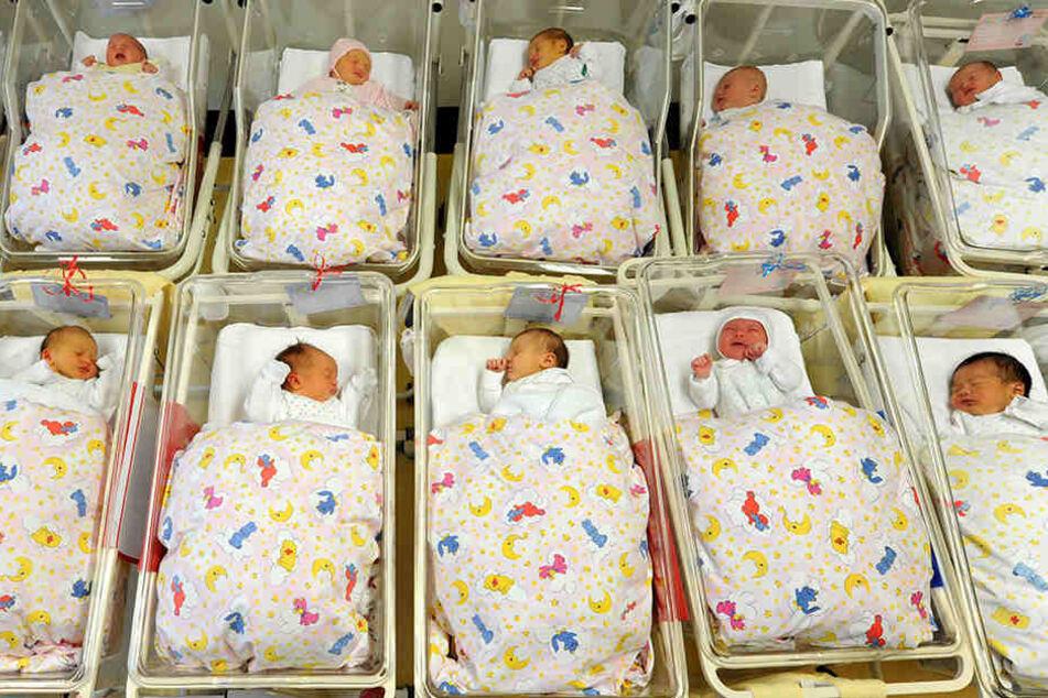 Baby-Boom heißt für manche Frauen, dass es bei 20 Kindern erst so richtig los geht.