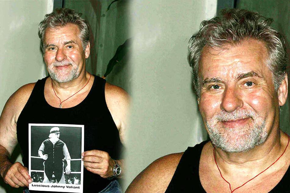 """""""Luscious"""" Johnny Valiant wurde 1996 in die Hall of Fame aufgenommen."""