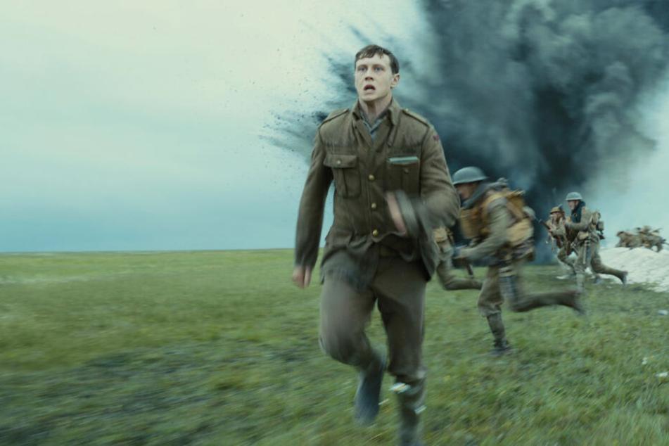 """""""1917"""" ist ein epischer Höllentrip durch den 1. Weltkrieg!"""