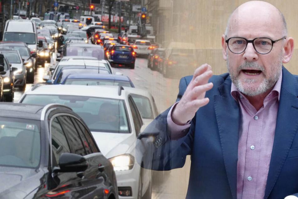 Keine autofreundlichen Städte, keine günstigen Parkhäuser: Das will der Verkehrsminister