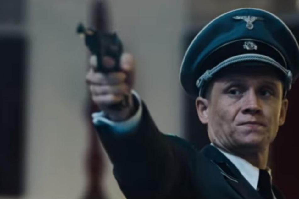 """Krasses Nazi-Drama """"Resistance"""": Matthias Schweighöfer als Schlächter von Lyon"""