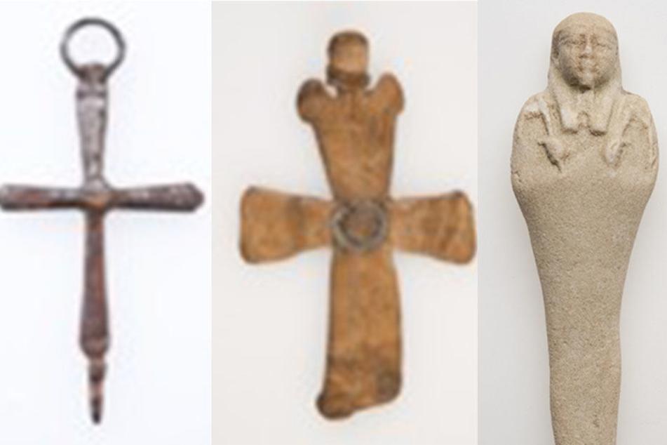 Diese Gegenstände entwendeten die Diebe aus den Räumlichkeiten der HU.