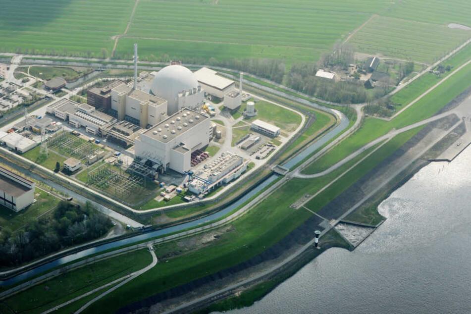 Das Kernkraftwerk Brokdorf muss Ende 2021 endgültig vom Netz.