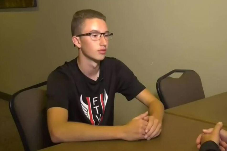 Nur dank Max Werenka (13) wurde der kalte Fall doch noch gelöst.