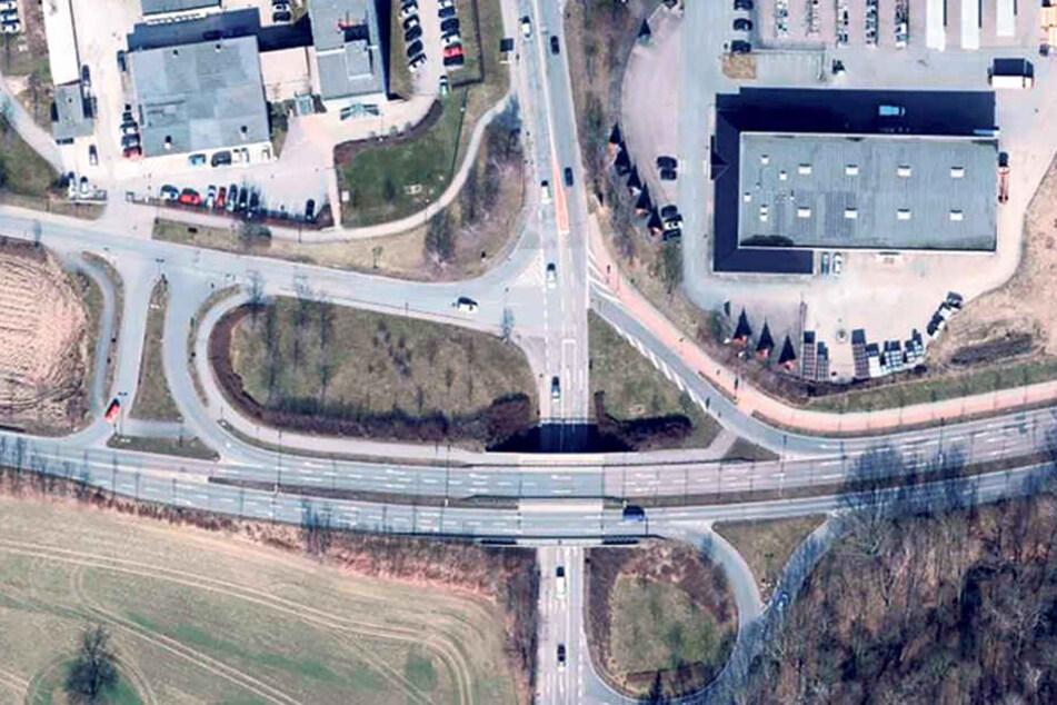 Bis 2020 entsteht an der Neefestraße ein Kreisverkehr. Die Stadt will 675.000 Euro ausgeben.