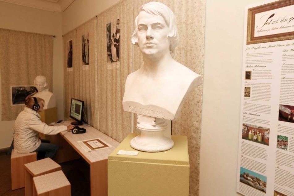 Knapp 400 000 Euro sollen 2017 ins Schumann-Haus fl ießen.