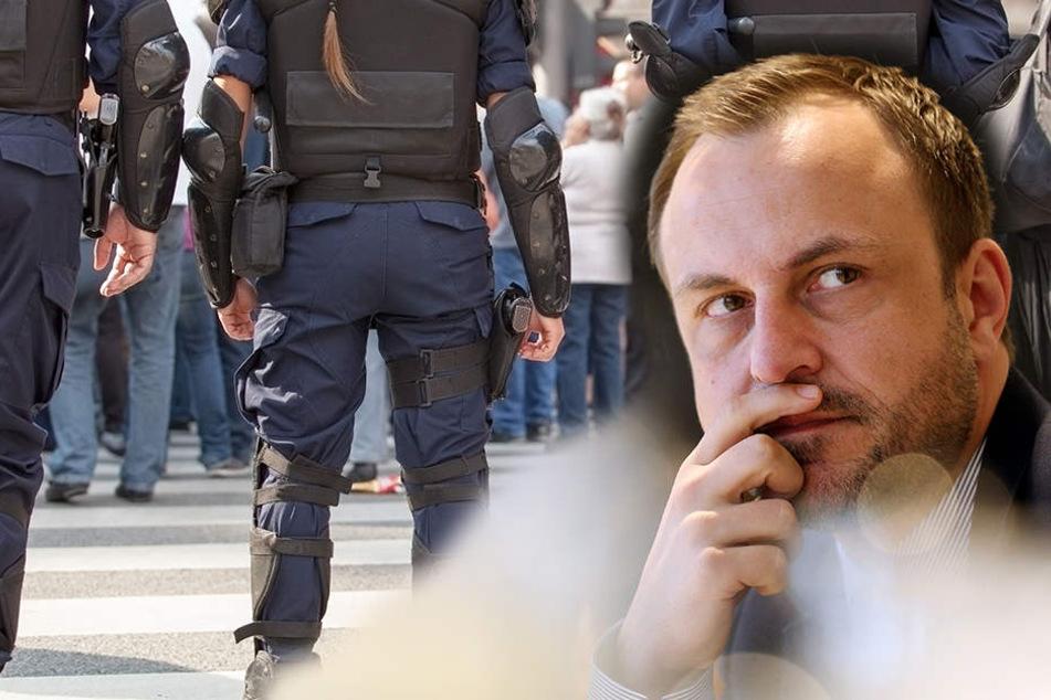 Sicherheitsexperte Peter Neumann rechnet nicht mit einem Ende der Terrorwelle in Europa. Auch NRW sei seiner Meinung nach in Gefahr. (Symbolbild)