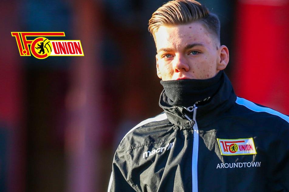 Union-Transfer: Abwehrspieler Lars Dietz kickt künftig in der 2. Bundesliga