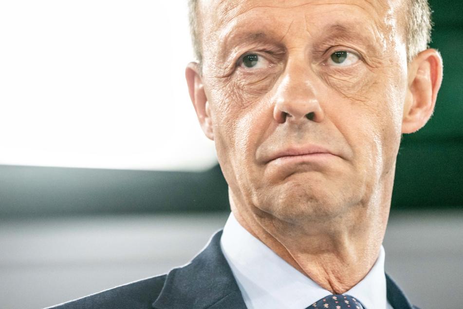 Friedrich Merz (65, CDU) kandidiert für den Deutschen Bundestag, ihm werden Ambitionen auf das Amt des Finanzministers nachgesagt.