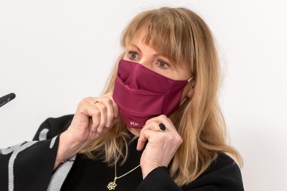 Gesundheitsministerin Petra Köpping (62, SPD) rief die Sachsen dazu auf, über die Feiertage freiwillig in Krankenhäusern zu helfen.