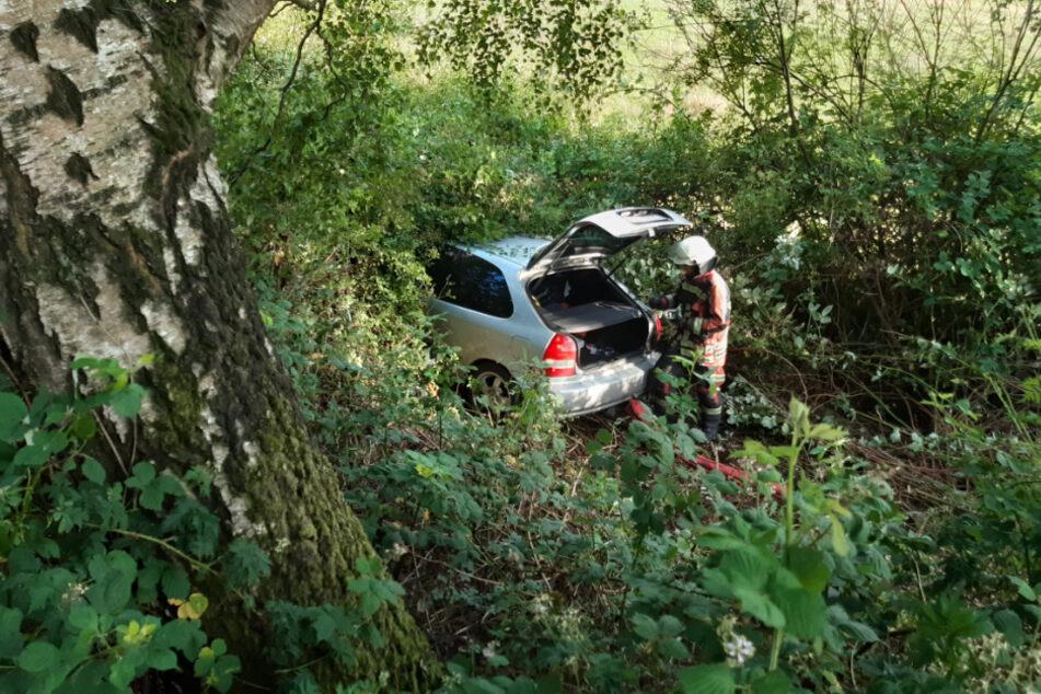 Wäre dieser Unfall ohne Rückspiegel verborgen geblieben?